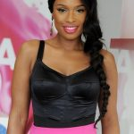 Jennifer Hudson Side Braided Hairstyle