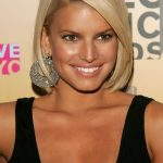 Jessica Simpson Short Bob Hairstyle