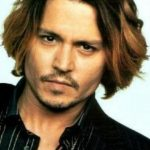 Johnny Depp Haircut: Ombre Hair for Men