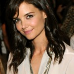 Katie Holmes Medium Length Wavy Hairstyles