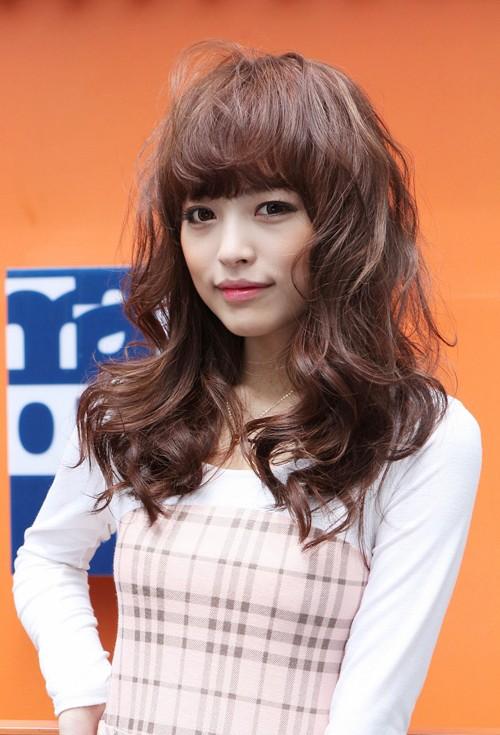 Kawaii Japanese Girls Hairstyle