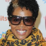Kelis Short Curly Hairstyle for Black Women
