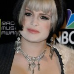 Kelly Osbourne Inverted Bob Hairstyle