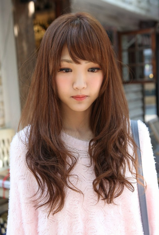 Korean Girls Hairstyle