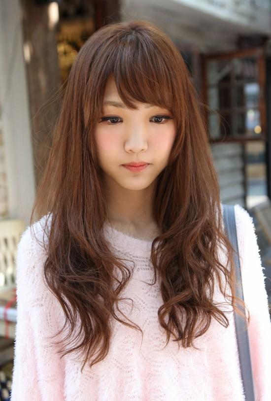 Korean Girls Hairstyle Hairstyles Weekly
