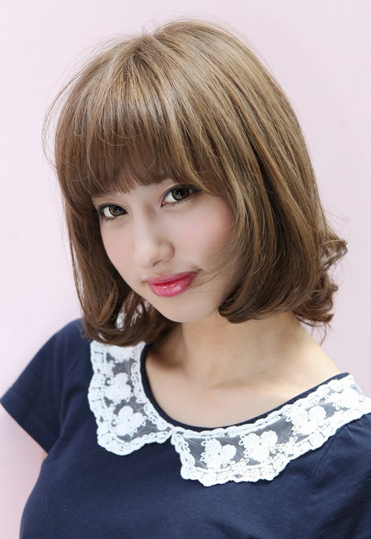 Japanese hairstyle 2018 for women