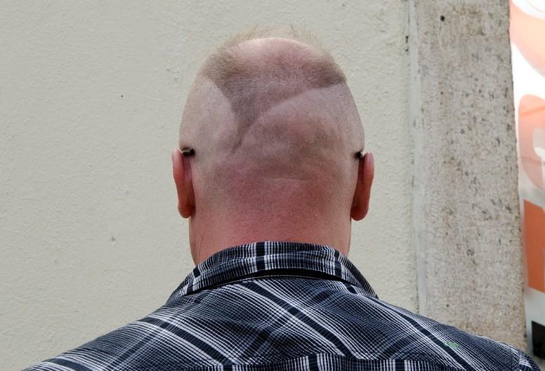 Hair Design Cool Stylish Very Short Haircut For Men