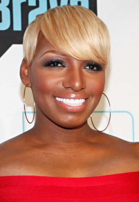 Miraculous Nene Leakes Short Blonde Bob Hairstyle Hairstyles Weekly Short Hairstyles For Black Women Fulllsitofus