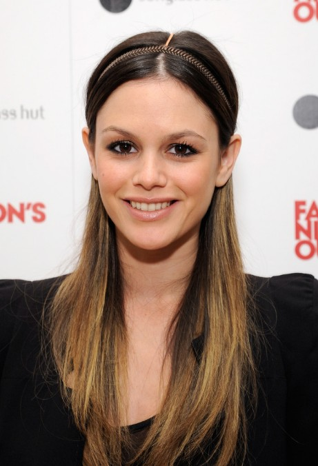 Rachel bilson straight hair