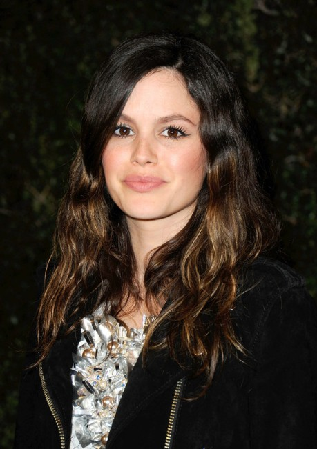 rachel bilson long wavy highlighted hairstyle - hairstyles weekly