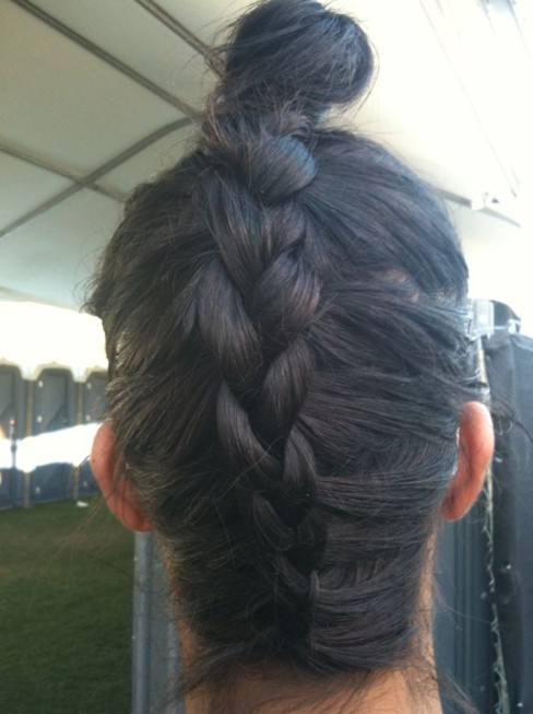 Inverted French Braid Hairstyles Weekly