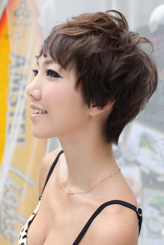 hot asian hairstyles