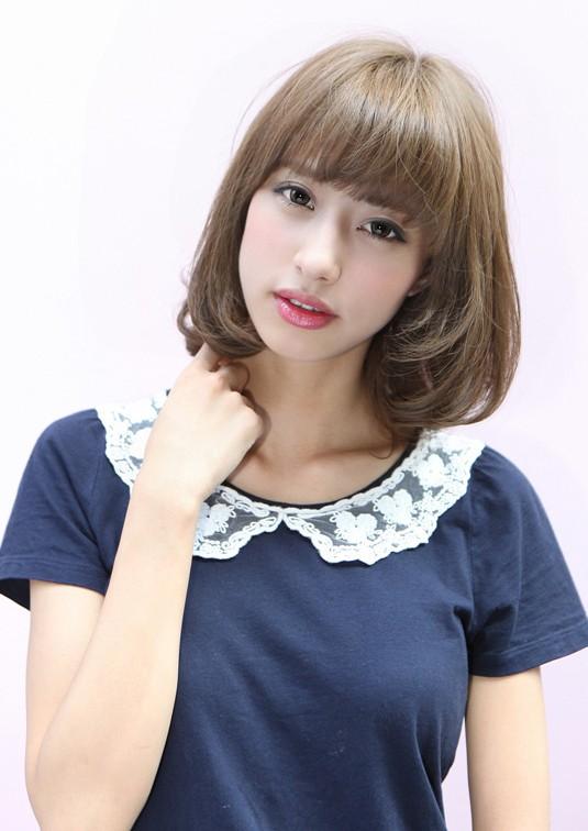 Terrific Short Asian Bob Hairstyle For Women Hairstyles Weekly Short Hairstyles Gunalazisus