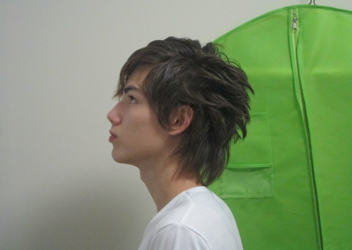 Guy Hairstyles Side View