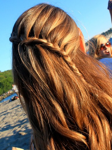 Sided Braid Hairstyles