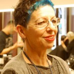 Trendy Short Curly Hairstyle for Older Women Over 60