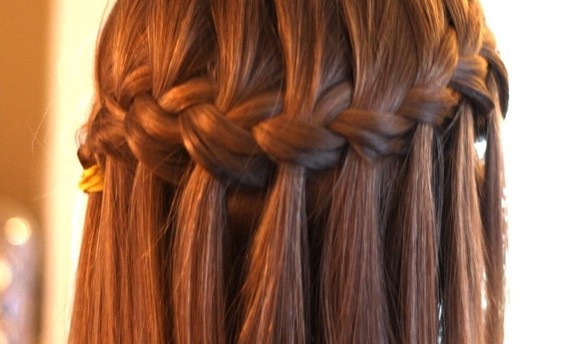 Waterfall Braid for Women