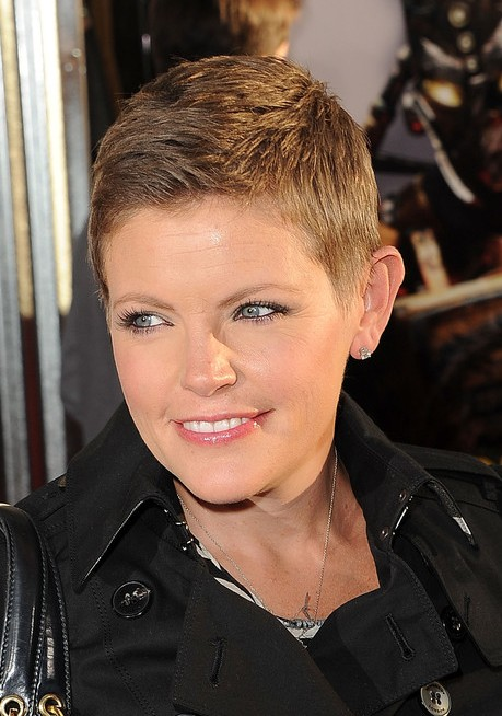 2013 Boyish Short Haircut for Women