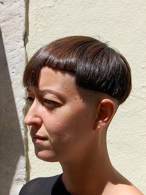 Fine Assymetric Bob Haircut Cool Stylish Short Straight Bob Hairstyle Short Hairstyles Gunalazisus