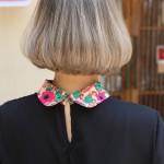 Back View of Trendy Medium Length Bob Cut - Japanese Hairstyles