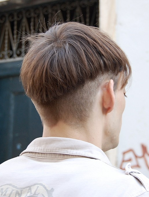 Trendy Haircuts For Men Super Cool Men S Basin Cut With