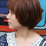 Cute Korean Bob Hairstyle - Perfect Summer Hairstyle