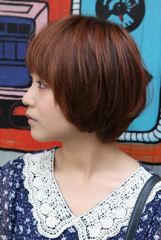 Excellent Cute Korean Bob Hairstyle Perfect Summer Hairstyle Hairstyles Short Hairstyles For Black Women Fulllsitofus