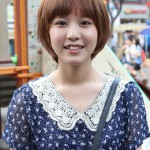 Cute Korean Mushroom Haircut with Bangs - Kpop Haircut