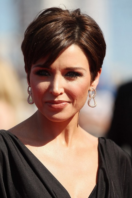 Best Short Haircut for Women Over 40: Dannii Minogue's Chic Pixie Cut