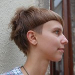 Fantastic Asymmetric Short Hairstyle