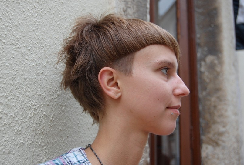Awe Inspiring Fantastic Asymmetric Short Cut For Women Expect The Unexpected Short Hairstyles Gunalazisus
