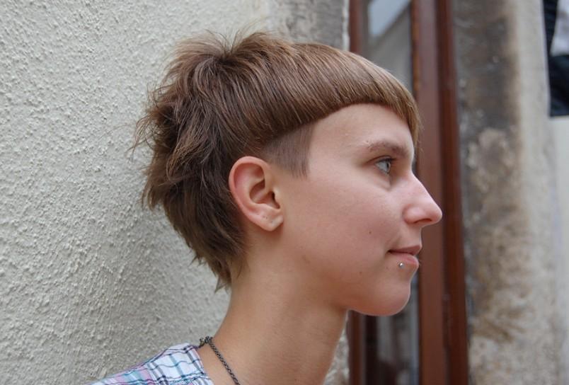 Phenomenal Fantastic Asymmetric Short Cut For Women Expect The Unexpected Short Hairstyles Gunalazisus