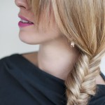 Side Fishtail Braid - Simple Easy Side Braid for Summer