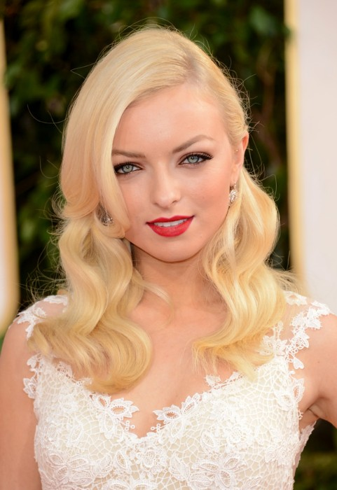 Francesca Eastwood Romantic Hairstyles 2013 - 2013 Red Carpet Hairstyles