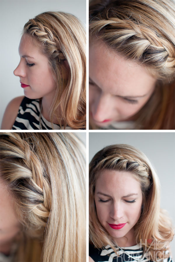 Tremendous Hair Inspirations Pretty French Braided Fringe Bangs Hair Short Hairstyles For Black Women Fulllsitofus