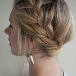 French Crown Braid - Best Summer Hairstyles