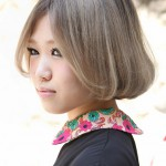 Kawaii Short Bob Haircut - Latest Popular Short Japanese Hairstyle for Girls