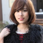 Short Bob Hairstyles with Side Swept Bangs: Popular Bob Hairstyles 2013