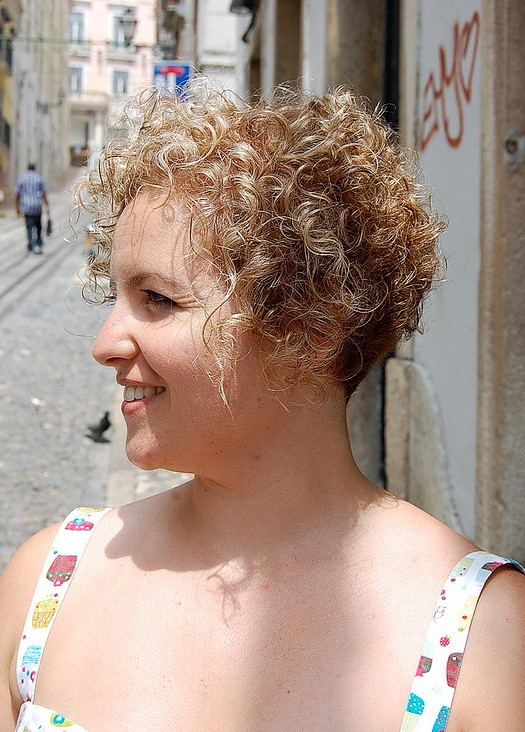 Short Curly Hairstyles 2013 – Best Hairstyle for Summer Days!