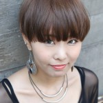 Trendy Short Asian Haircut 2013 - Cute Wedge Haircut for Women