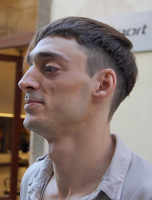 Sensational Trendy Haircuts For Men Super Cool Men39S Basin Cut With Trendy Short Hairstyles Gunalazisus
