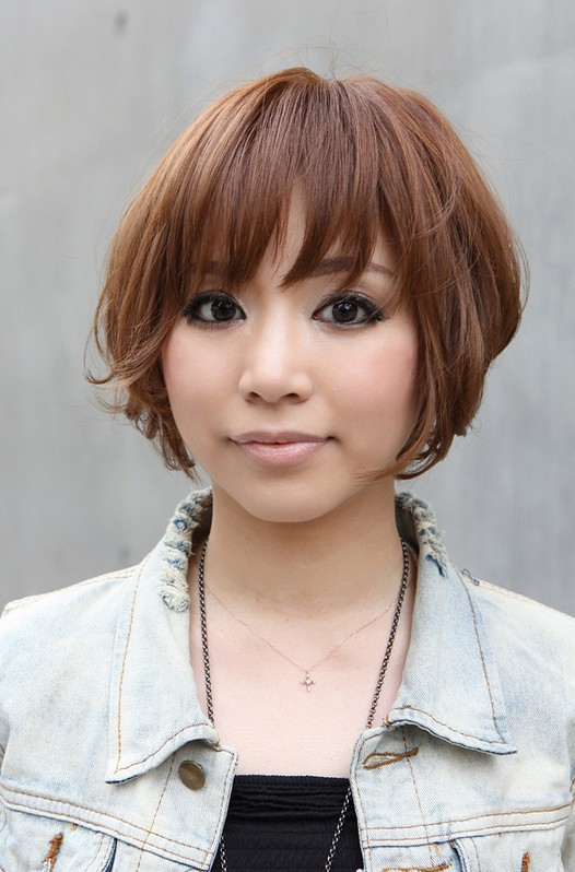 Cool Short Japanese Women Hairstyles 2013 – Fashion short haircut ...