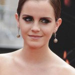 Emma Watson Short Slicked Back Pixie Haircut