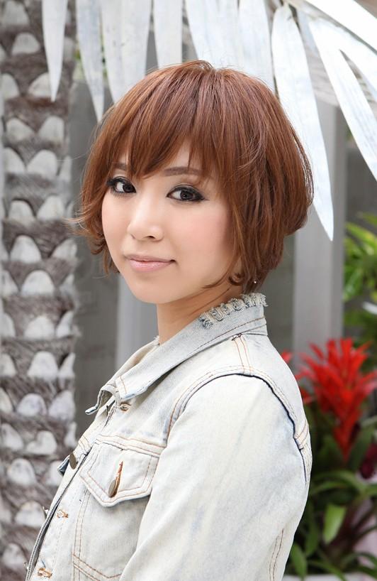 Fabulous Trendy Short Copper Haircut From Japan Stacked Short Angled Bob Short Hairstyles For Black Women Fulllsitofus