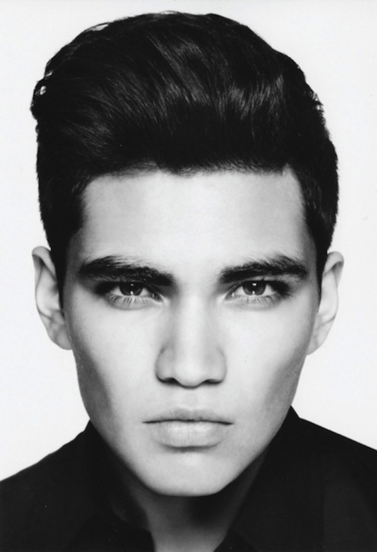 Men's hairstyle trends for 2013