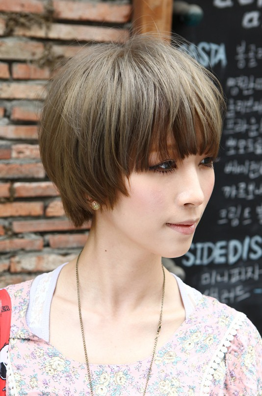 Great Short Hairstyles with Fringe Bangs 534 x 808 · 113 kB · jpeg