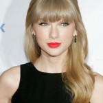Taylor Swift Long Blonde Wavy Hairstyles