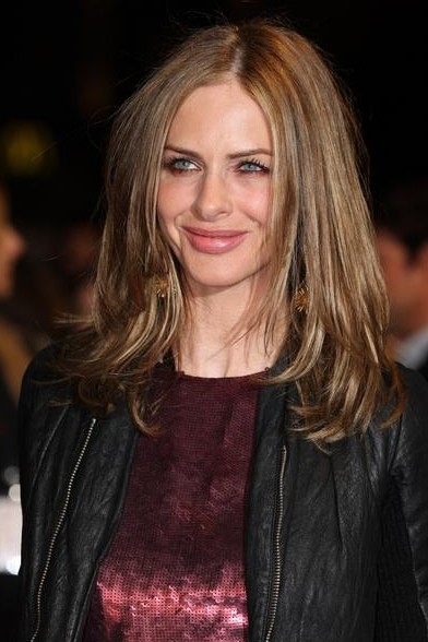 Trinny Woodall Long Hairstyles