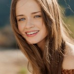 Alexis Bledel Long Hairstyles