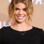 Messy Faux Bob Haircut for Short Hair - AnnaLynne McCord Hairstyles